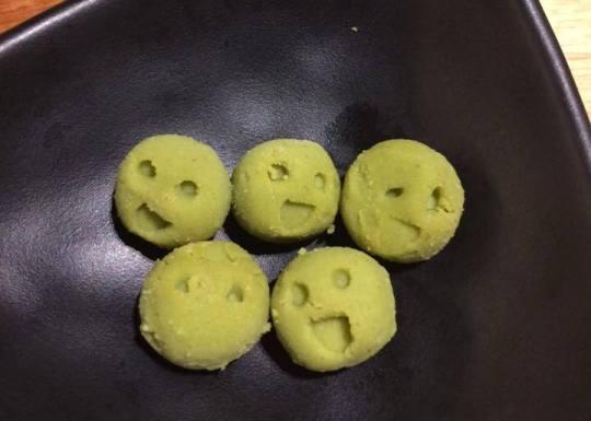 Wasabi balls